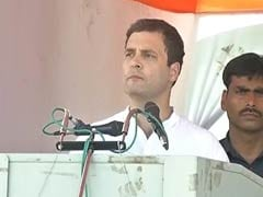 At Rahul Gandhi's First Rally in Bihar, More 'Suit-Boot' Jibes at PM Modi
