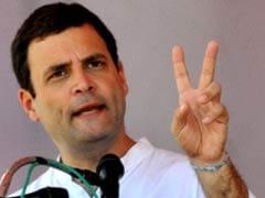 किसान सम्मान रैली में बोले राहुल गांधी, यह 'मेक इन इंडिया' नहीं, मोदी जी का 'टेक इन इंडिया' है
