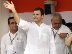 'Take In India' Not Make In India': Rahul Gandhi Attacks PM Modi