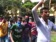 Panic as Attackers Storm West Bengal University With Guns, Bombs