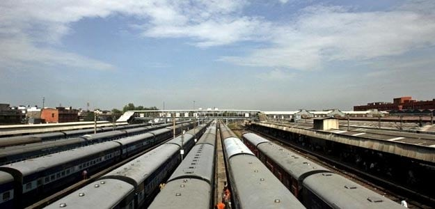 Government May Spend $95 Billion on Railways over 5 Years