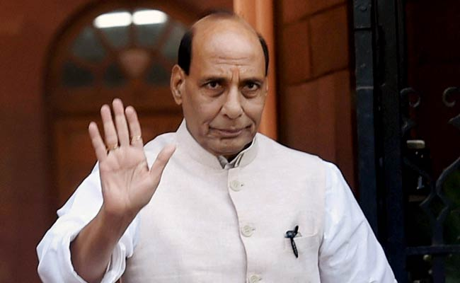 Defence Minister Rajnath Singh To First Time Lawmakers: Avoid Tall ...