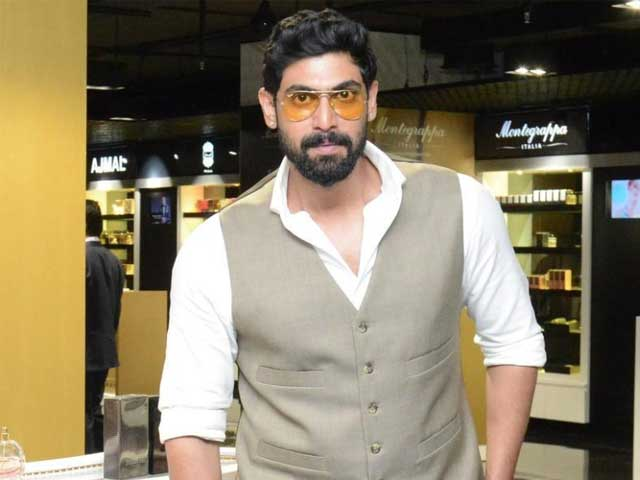 Baahubali's Bhallaladeva to Star in a Comedy in Three Languages