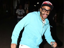Ranveer Singh Was 'Treated Like an Athlete' After Falling Off Horse