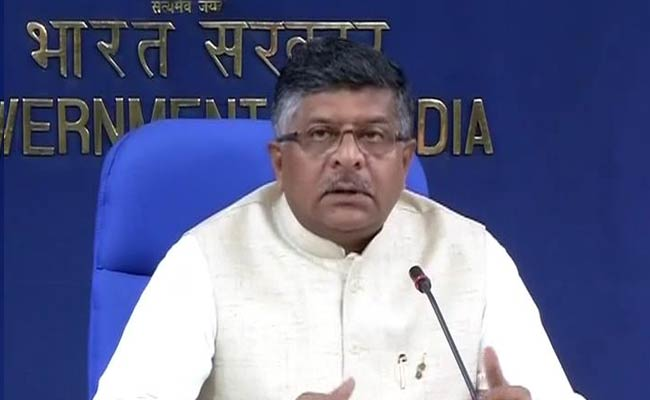 चुनावों के बाद तीन तलाक के मुद्दे पर 'बड़ा कदम' उठा सकता है केन्द्र : कानून मंत्री रविशंकर प्रसाद