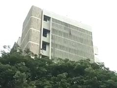 Fire at Reserve Bank of India Building in Mumbai