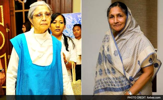 India's 100 Richest Includes Only 4 Women