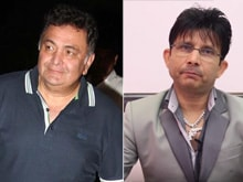 Rishi Kapoor's Angry. KRK's Angry. Next, There May be a Lawsuit