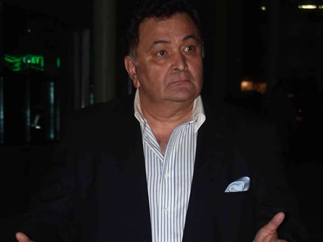 Rishi Kapoor on Meat Ban and 'Radhe Baby' in Long Expected Tweet