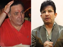 Rishi Kapoor is Really Mad Now. KRK Just Trolled the Wrong Person