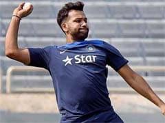 क्रिकेटर रोहित शर्मा का 'पहलवानी' में नया दांव