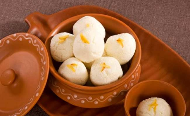 West Bengal Submits Application for Rosogolla Geographical Indication Tag