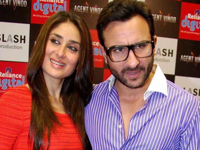 Saif Ali Khan is in No Rush to Have Kids