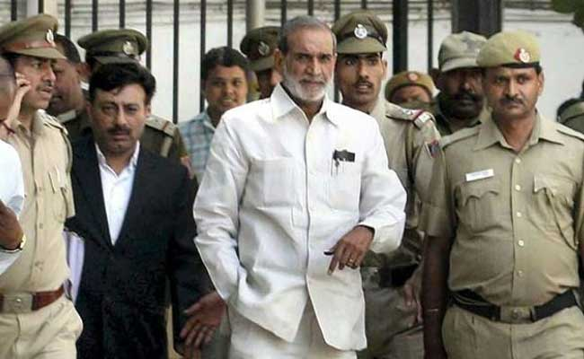 Deadline For Sajjan Kumar To Surrender In 1984 Anti-Sikh Riots Ends Today
