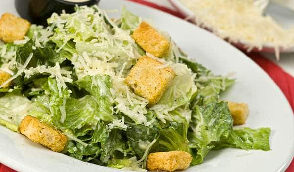 This Clic Caesar Salad Is Not Just Easy To Make But The Perfect Mix Of Cream And Crunch