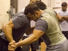 Salman Khan Begins Training For <I>Sultan</i>. When the Tough Get Going...