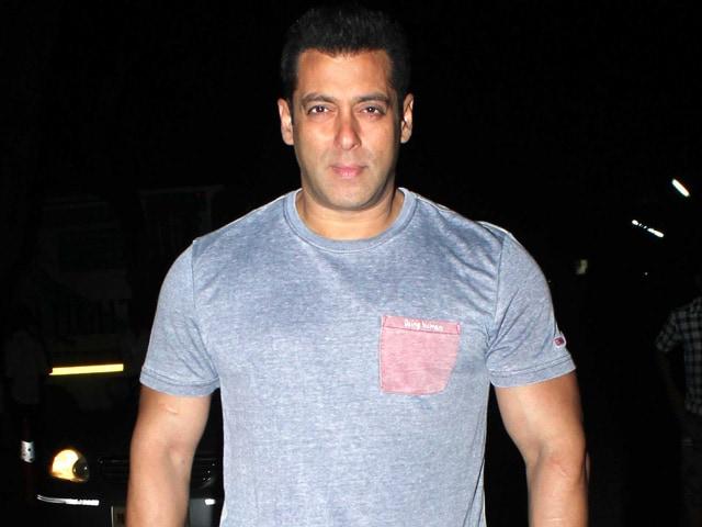 Salman Khan Begins Training For Sultan. When the Tough Get Going...