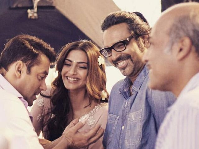 Salman and Sonam Look Great Together, Says Anil Kapoor