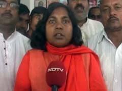 डॉ अंबेडकर के नाम में बदलाव पर बीजेपी की सांसद सावित्री बाई फुले हुईं नाराज