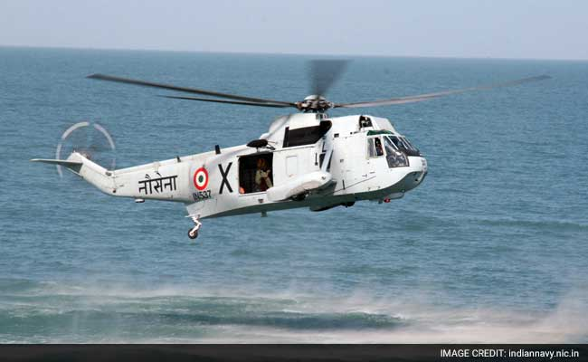Indian Navy, Fourth Largest in the World, But Struggling for Helicopters