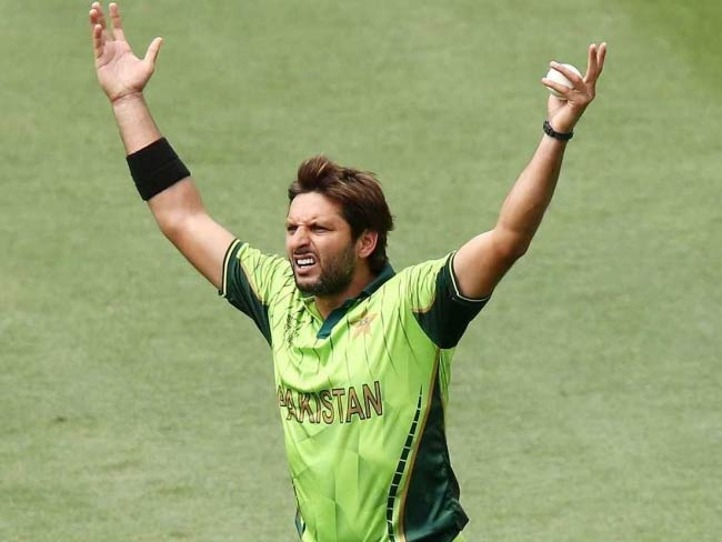 पाकिस्तानी क्रिकेटर शाहिद अफरीदी को गुस्सा क्यों आता है...