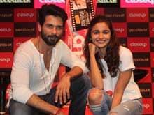 Shahid Kapoor, Alia Bhatt to Perform Live at <i>Shaandaar</i> Song Launch