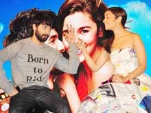 Alia, 22 Going on 65, 'Knows Everything.' Take Shahid's Word For it