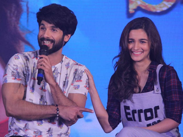 Shahid, Alia and the Question That Turned Into a Shaandaar Flop Show