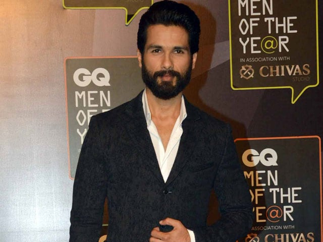 This Shahid Kapoor is Actually His Rangoon Character in the Making