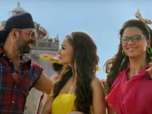 Akshay's Love For Amy Lost in Translation in New <i>Singh Is Bliing</i> Song