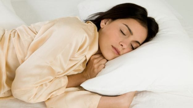 Good sleep helps to fight depression