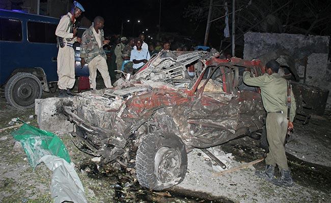 सोमालिया के होटल में आतंकवादी हमला, 12 लोगों की मौत