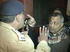 पत्नी पर हमला करने के कारण पूछने पर रो पड़े आप नेता सोमनाथ भारती