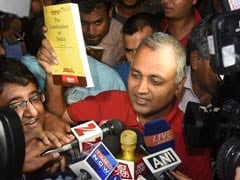 AAP Lawmaker Somnath Bharti Arrested in Domestic Violence Case
