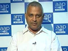 Somnath Bharti Summoned As Accused In Woman Journalist's Defamation Plea