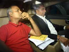 Somnath Bharti Chargesheeted For Attempt To Murder In Domestic Violence Case