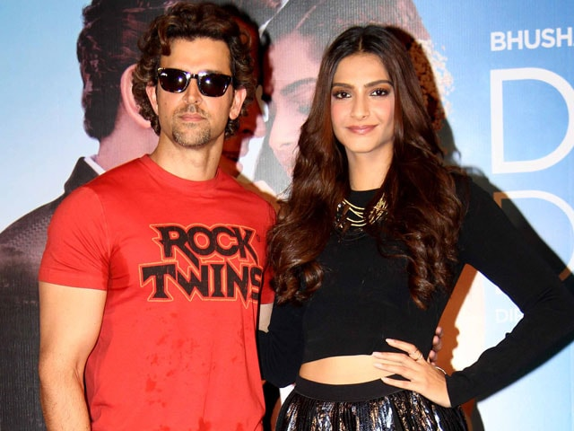 Why Hrithik Roshan and Sonam Kapoor Want to Work Together in a Movie