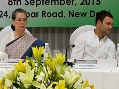 At Congress Meeting Today, 2 Possible Outcomes Of Sonia Gandhi's Big Move
