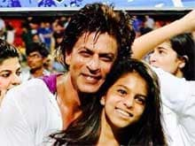 An Afternoon in London Starring Shah Rukh, Suhana and 'Lovely Ladies'