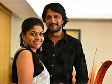 South Actor Sudeep, Wife File For Divorce After 14 Years of Marriage