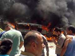 At Least 10 Killed Due to Car Bombing in Syria Regime Bastion Latakia
