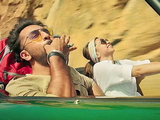 Tamasha Trailer: Jab Deepika and Ranbir Met and Had a Holiday Fling