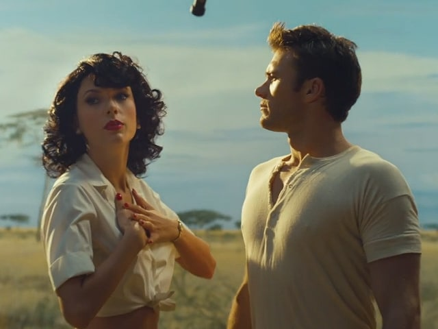 In Taylor Swift's Wildest Dreams, a Whitewashed Africa