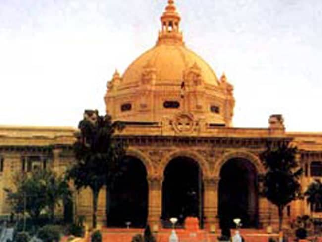 Opposition Members Stage Walkout In Uttar Pradesh Assembly