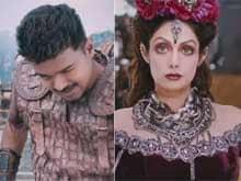 <i>Puli</i> Song: Gladiator Vijay, Empress Sridevi and Glimpses of a Love Story