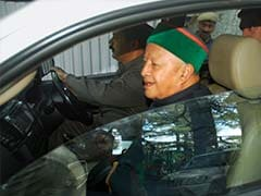 Virbhadra Singh Assets Case Probe Held Up Due To Court Order, Says CBI
