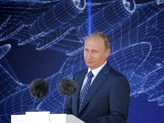 Russian President Vladimir Putin Welcomes Ukraine Ceasefire