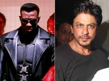 'Will Act With Shah Rukh Khan One Day,' Says Former Vampire Superhero