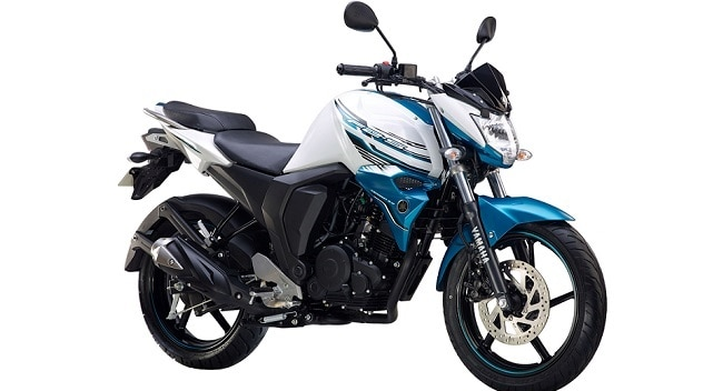 Yamaha fzs 2014 new colours