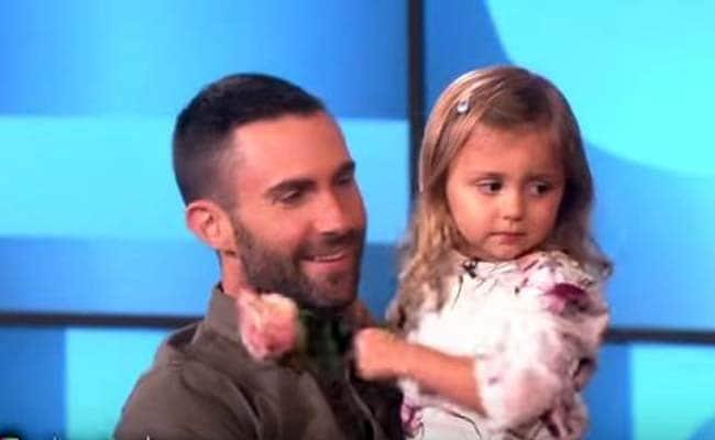 Adam Levine Meets the Girl Left Heartbroken Over His Marriage